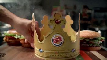 Burger King 2 for $6 Mix or Match TV Spot, 'Crispy Chicken' - Thumbnail 8