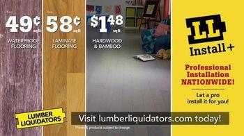 Lumber Liquidators Fall Flooring Kickoff TV Spot, 'Over 100 Styles' - Thumbnail 7