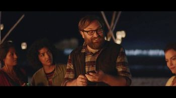 Verizon TV Spot, 'Bonfire' Featuring Thomas Middleditch - Thumbnail 7