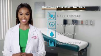 Cigna TV Spot, 'BET Her: Check More, Worry Less' Featuring Nita Landry - Thumbnail 6