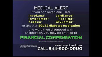 Longo Legal TV Spot, 'Medical Alert' - Thumbnail 4