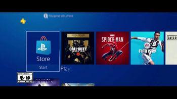 PlayStation Store TV Spot, 'Bazaar' Featuring Francis Magee - Thumbnail 10