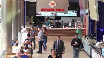 Burger King Crispy Chicken Tenders TV Spot, 'Food Court'