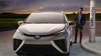 Toyota Mirai TV Spot, 'Abundant' [T2] - 21 commercial airings
