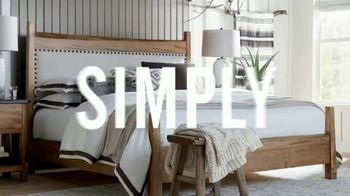 Bassett Anniversary Sale TV Spot, 'Simply Made: Last Chance' - Thumbnail 6
