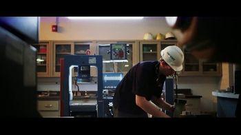 Utah State University TV Spot, 'Making The World Earthquake Resistant' - Thumbnail 8