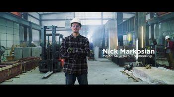 Utah State University TV Spot, 'Making The World Earthquake Resistant' - Thumbnail 9