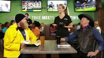 Beef 'O' Brady's Surf & Turf Fridays TV Spot, 'Turf & Surf' - Thumbnail 1