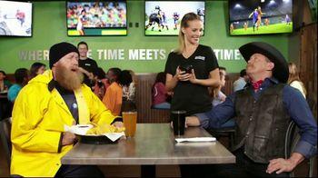 Beef 'O' Brady's Surf & Turf Fridays TV Spot, 'Turf & Surf'