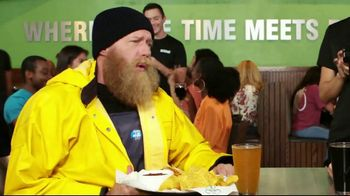 Beef 'O' Brady's Surf & Turf Fridays TV Spot, 'Turf & Surf' - Thumbnail 3
