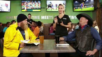 Beef 'O' Brady's Surf & Turf Fridays TV Spot, 'Turf & Surf' - Thumbnail 5