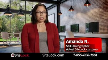 SiteLock Website Scanning TV Spot, 'Website Security'