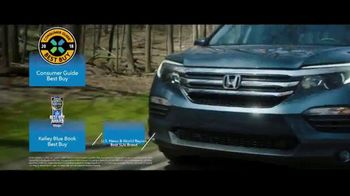 2018 Honda Pilot TV Spot, 'Life Is Better: Gardening With Petittis' [T2] - Thumbnail 5