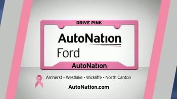 AutoNation Ford TV Spot, 'Drive Pink: Thank You' Song by Andy Grammer - Thumbnail 8