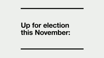 I Am a Voter TV Spot, 'Up for Election' - Thumbnail 1