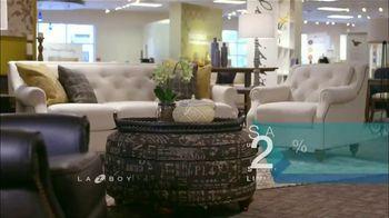 La-Z-Boy Super Sofa Sale TV Spot, 'Almost Too Comfortable' - Thumbnail 6