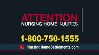 Pintas & Mullins Law Firm TV Spot, 'Nursing Home Investigation'