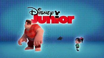 Ralph Breaks the Internet: Wreck-It Ralph 2, 'Disney Junior Promo'