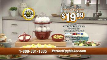 Perfect Egg Maker TV Spot, 'Every Time' - Thumbnail 8