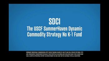 USCF TV Spot, 'SDCI No K-1 Fund: Simply Brilliant' - Thumbnail 5