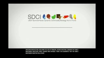 USCF TV Spot, 'SDCI No K-1 Fund: Simply Brilliant' - Thumbnail 7