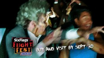 Six Flags Fright Fest Opening Sale TV Spot, 'Maze' - Thumbnail 10