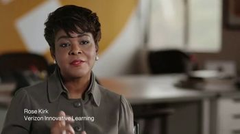 Verizon Innovative Learning TV Spot, \'Helping Students & Teachers Achieve\'