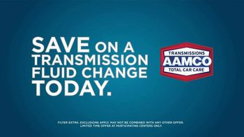 AAMCO Transmissions Fluid Change TV Spot, 'People Know' - Thumbnail 4