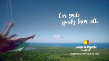 Dominican Republic Tourism Ministry TV Spot, 'Smiles | North Coast' - Thumbnail 10