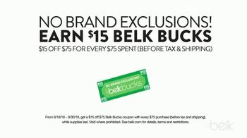 Belk Anniversary Sale TV Spot, 'New Directions and Mens Pants' - Thumbnail 7