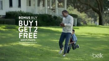 Belk Anniversary Sale TV Spot, 'New Directions and Mens Pants' - Thumbnail 5
