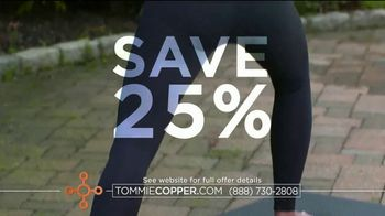 Tommie Copper Lower Back Support Bottoms TV Spot, 'Core Compression' - Thumbnail 10