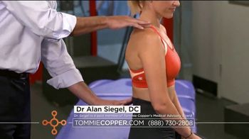 Tommie Copper Lower Back Support Bottoms TV Spot, 'Core Compression' - Thumbnail 7