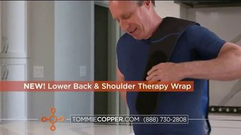 Tommie Copper Lower Back Support Bottoms TV Spot, 'Core Compression' - Thumbnail 9