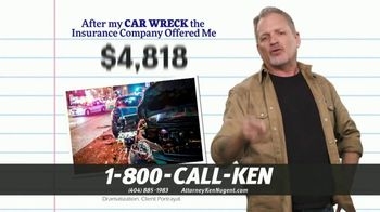 Kenneth S. Nugent: Attorneys at Law TV Spot, 'The Math is Simple' - Thumbnail 2