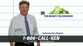 Kenneth S. Nugent: Attorneys at Law TV Spot, 'The Math is Simple' - Thumbnail 5