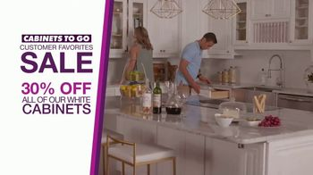 Cabinets To Go Customer Favorites Sale TV Spot, 'Kitchen Trends' - Thumbnail 3