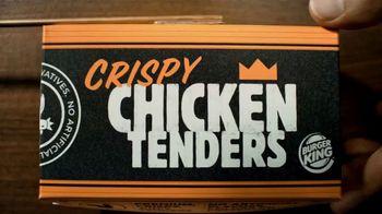 Burger King 2 For $6 Mix or Match TV Spot, 'Pollo crujiente' [Spanish] - Thumbnail 1