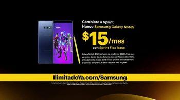 Sprint TV Spot, 'El Samsung Galaxy Note 9' [Spanish] - Thumbnail 10