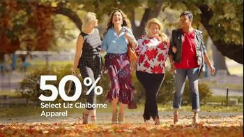 JCPenney TV Spot, 'Stand Out: Liz Claiborne' Song by Redbone - Thumbnail 8