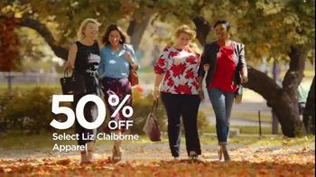 JCPenney TV Spot, 'Stand Out: Liz Claiborne' Song by Redbone - Thumbnail 9