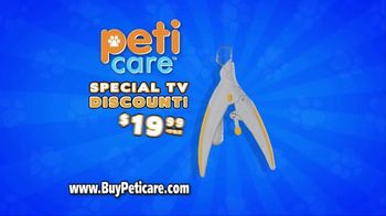 PetiCare TV Spot, 'Safely Cut Your Pet's Nails' - Thumbnail 8