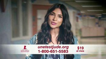 St. Jude Children's Research Hospital TV Spot, 'Esperanza' [Spanish]