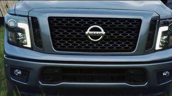 Nissan Take Home a Titan Truck Month TV Spot, 'Take Home Big Savings' [T2] - Thumbnail 1