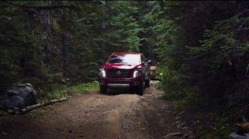Nissan Take Home a Titan Truck Month TV Spot, 'Take Home Big Savings' [T2] - Thumbnail 4