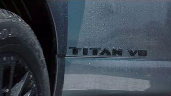 Nissan Take Home a Titan Truck Month TV Spot, 'Take Home Big Savings' [T2] - Thumbnail 5