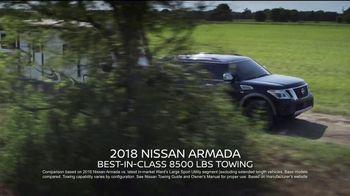 Nissan Take Home a Titan Truck Month TV Spot, 'Take Home Big Savings' [T2] - Thumbnail 6