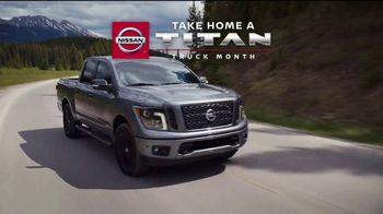 Nissan Take Home a Titan Truck Month TV Spot, 'Take Home Big Savings' [T2] - Thumbnail 7