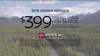Nissan Take Home a Titan Truck Month TV Spot, 'Take Home Big Savings' [T2] - Thumbnail 9