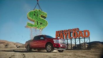 Ford Truck Month TV Spot, 'Here's How It Works: 2018 F-150' [T2]